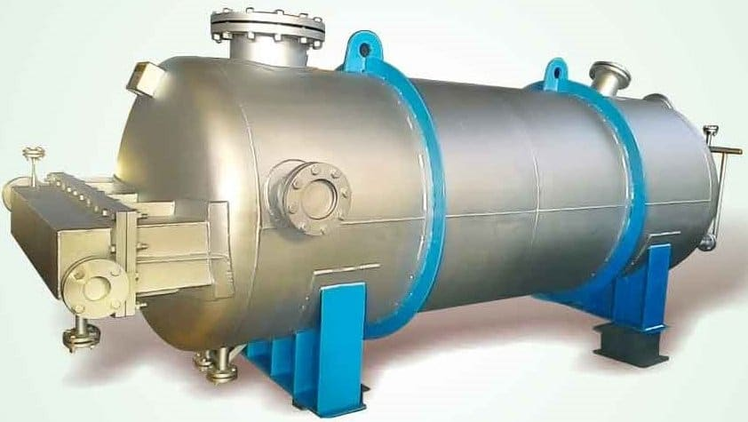 Edible Oil Vaccum Heater Machine