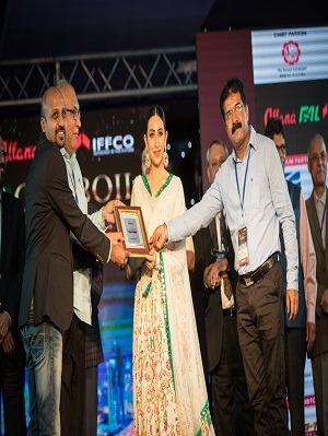 """DVC received 'Best Technology Provider"""" at Globoil International 2018, Dubai"""