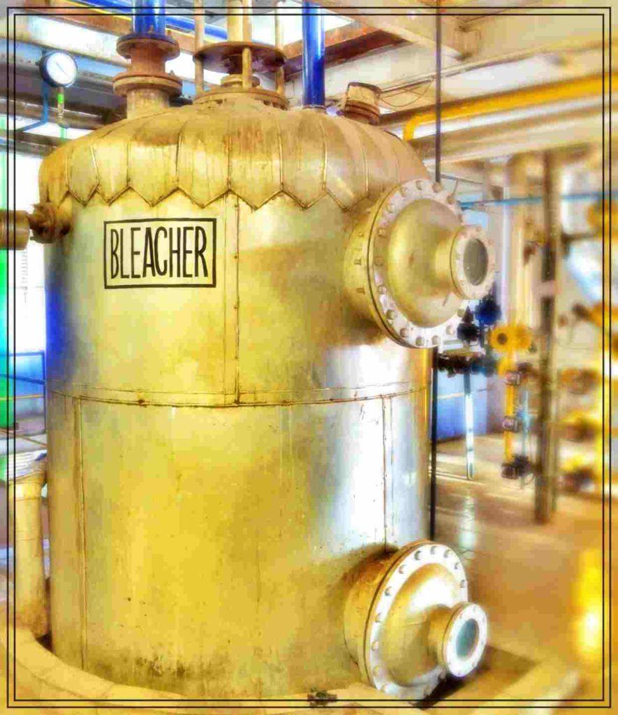 Edible Oil Bleacher Equipment