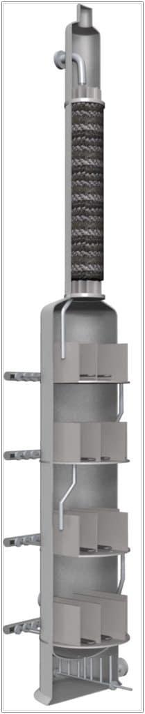 Edible Oil Deodorizer Equipment