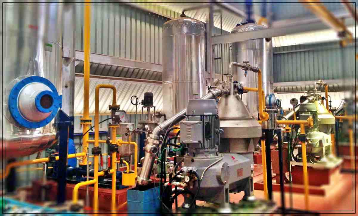 Edible Oil Neutralization Machine Suppliers
