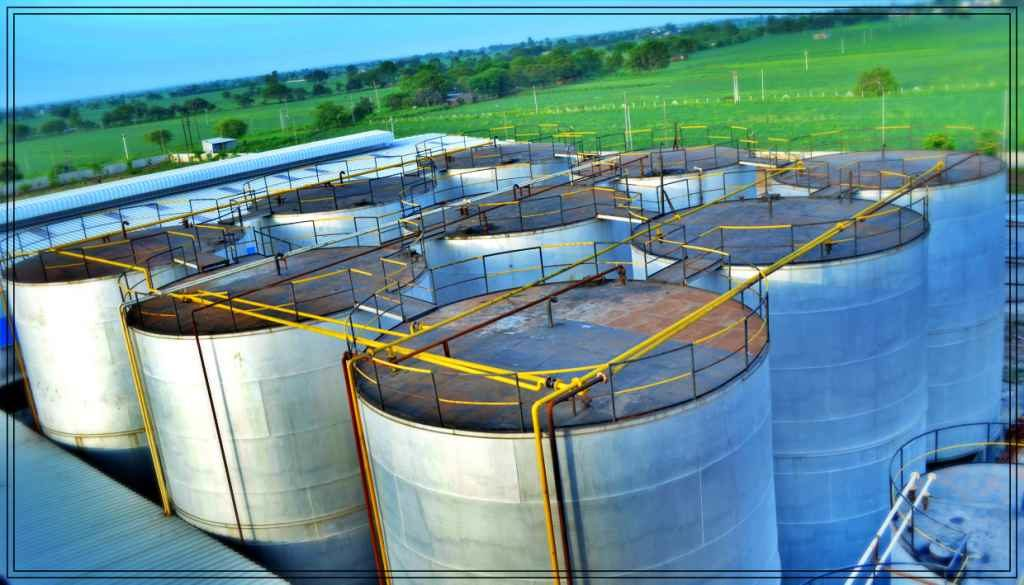 Edible Vegetable Oil Process Automation Panel
