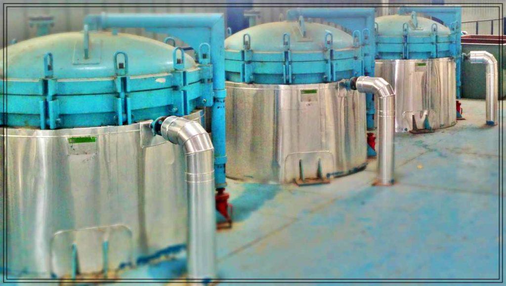 Vegetable Oil Bleaching Equipment